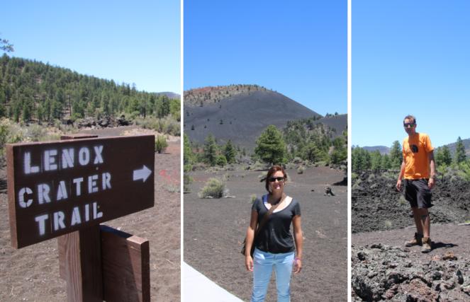 lenox crater