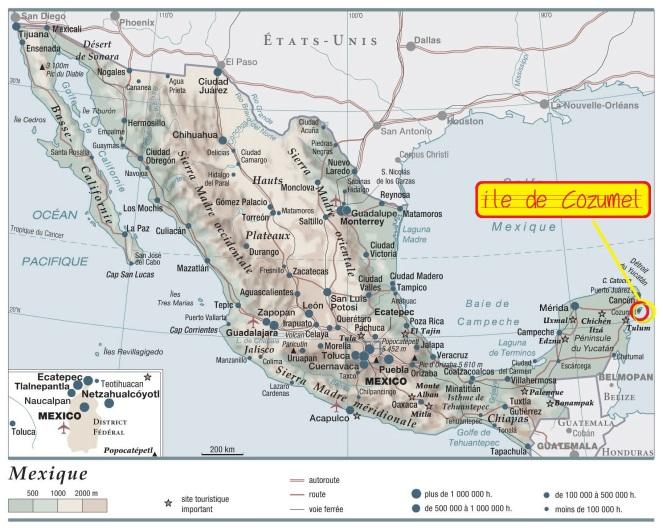 b map